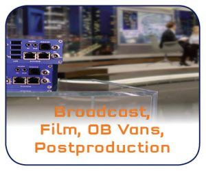 KVM Extender over IP for Broadcast