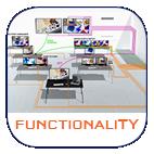 functionalities